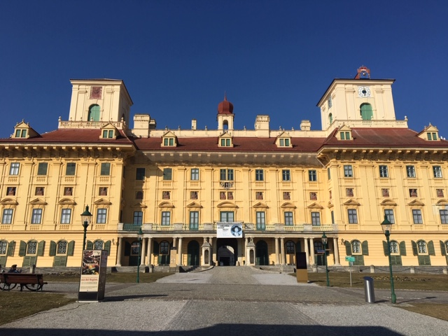 Eisenstadt: vizită la Palatul Esterházy