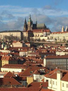 hrad praga