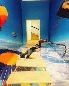 3D PICART MUSEUM viena