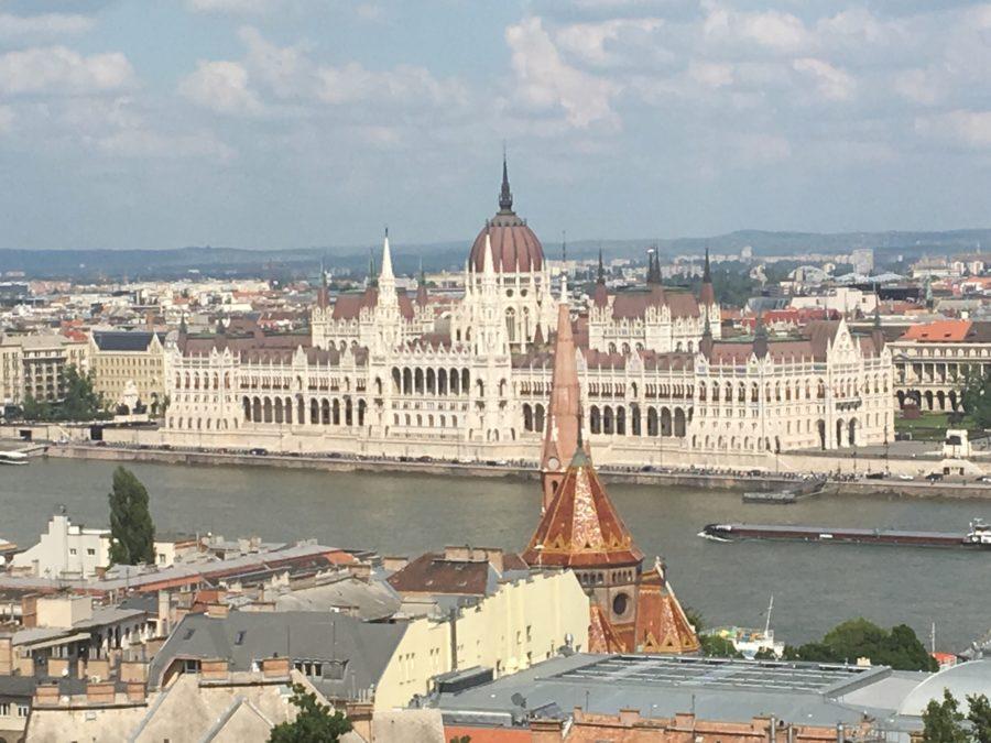 Budapesta, frumoasa capitală a Ungariei