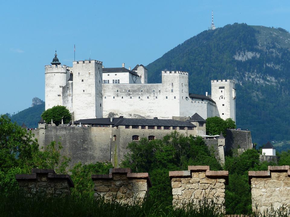 Salzburg, orașul lui Mozart