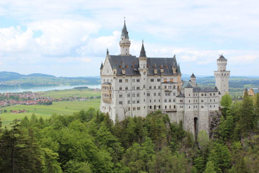 Castelul Neuschwanstein, un loc de poveste