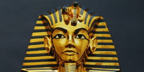Tutankhamon, adascrie