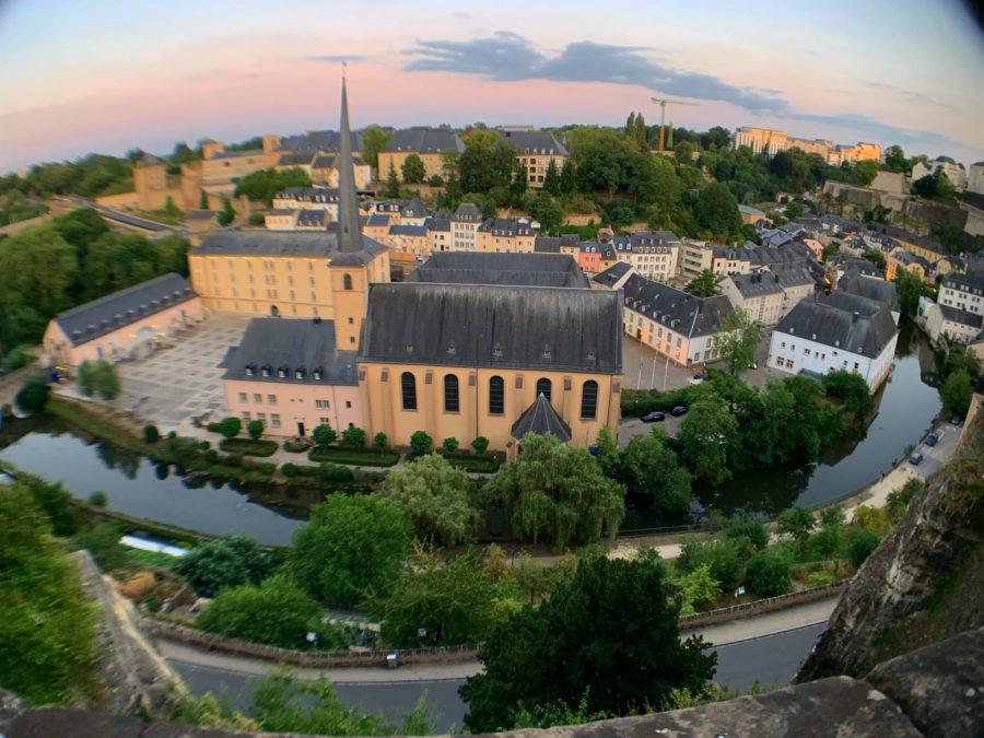 Impresii de călătorie: Luxembourg, leagănul Europei
