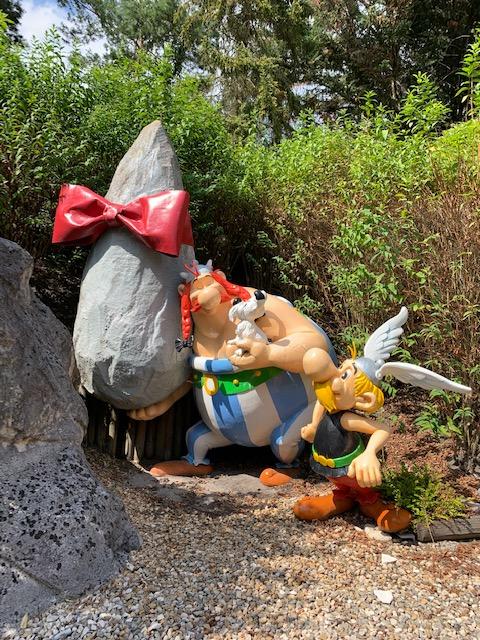 Parcuri de distracție: Asterix și Obelix, eroii Franței