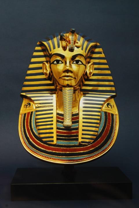 Povești din antichitate: comoara lui Tutankhamon