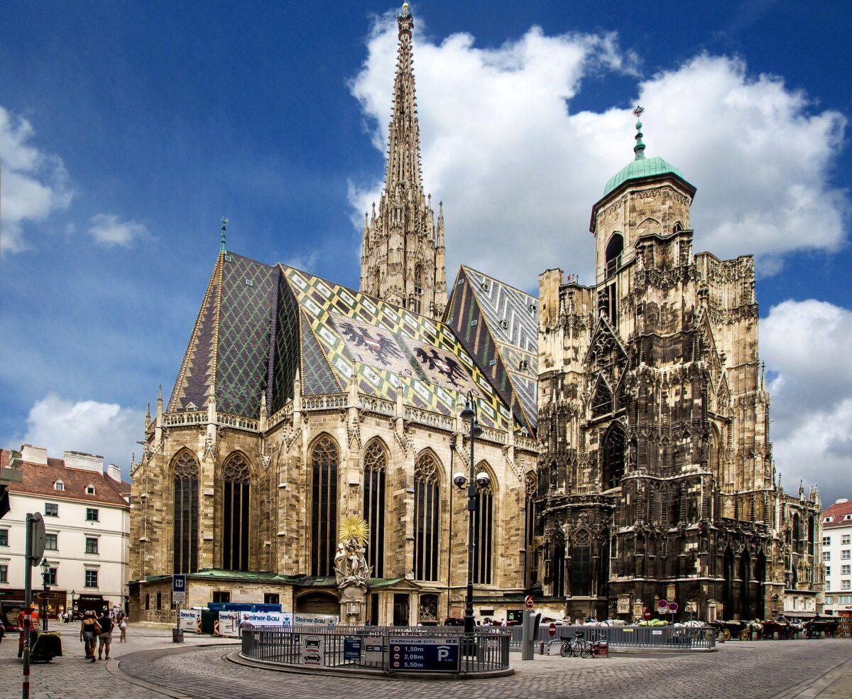 Inima Vienei: catedrala Sf. Ștefan